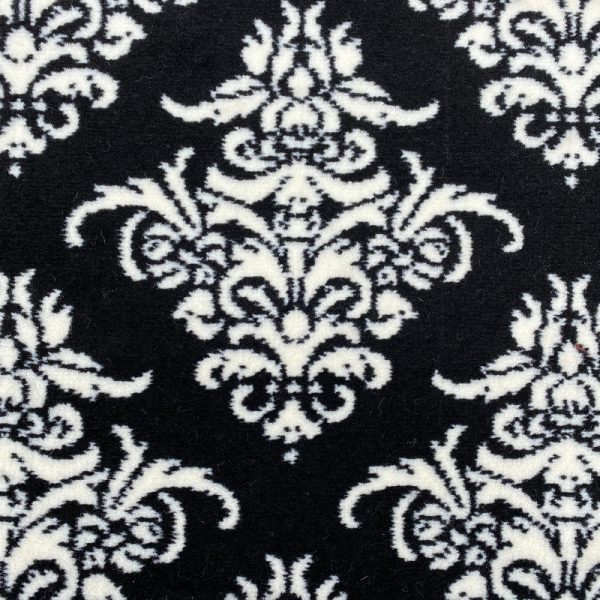 Regal-Floral-Black