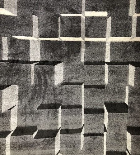 grey-square-rug-design